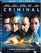 Criminal (2016) (Blu-ray + DVD + UV Copy) (Region A - US Import ohne dt. Ton) Blu-ray