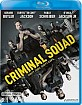 Criminal Squad - Dirty Jobs. Dirty Cops. (CH Import) Blu-ray
