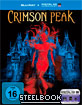 Crimson Peak (Limited Steelbook Edition) (Blu-ray + UV Copy) Blu-ray