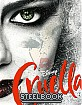 Cruella (2021) 4K - Best Buy Exclusive Steelbook (4K UHD + Blu-ray + Digital Copy) (US Import ohne dt. Ton) Blu-ray