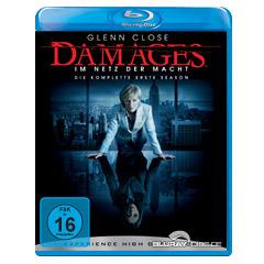 Damages Im Netz Der Macht Staffel 1 Blu Ray Film Details