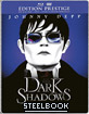 Dark Shadows - Steelbook (Blu-ray + DVD + Digital Copy + Audio CD) (FR Import) Blu-ray