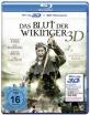 Das Blut der Wikinger 3D (Blu-ray 3D) Blu-ray
