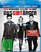 Das gibt Ärger (Blu-ray + DVD + Digital Copy) Blu-ray