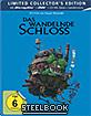 Das wandelnde Schloss (Studio Ghibli Collection) (Limited Steelbook Edition) Blu-ray
