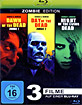 Dawn of the Dead + Day of the Dead + Night of the Living Dead (Zombie Collection) Blu-ray