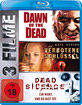Dawn of the Dead / Der verbotene Schlüssel / Dead Silence (Triple Pack) Blu-ray