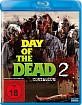 Day of the Dead 2: Contagium Blu-ray
