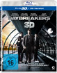 Daybreakers (2009) 3D (Blu-ray 3D) Blu-ray