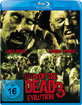 Days of the Dead 3 Blu-ray