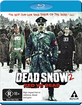 Dead Snow 2: Red vs. Dead (AU Import ohne dt. Ton) Blu-ray