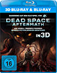 Dead Space: Aftermath 3D (Blu-ray 3D) Blu-ray