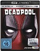Deadpool (2016) 4K (4K UHD + Blu-ray + UV Copy) Blu-ray