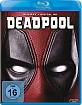 Deadpool (2016) (Blu-ray + UV Copy) Blu-ray