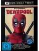 Deadpool (2016) (Limited Hartbox Edition) Blu-ray