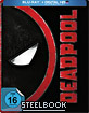 Deadpool (2016) (Limited Steelbook Edition) (Blu-ray + Digital HD)