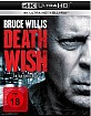 Death Wish (2018) 4K (4K UHD + Blu-ray) Blu-ray