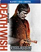 Death Wish (1974) - Zavvi Exclusive Limited Edition Steelbook (Blu-ray + DVD + UV Copy) (UK Import ohne dt. Ton)