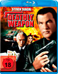 Deathly Weapon Blu-ray