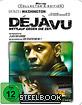 Déjà Vu - Wettlauf gegen die Zeit (Limited Steelbook Edition) Blu-ray