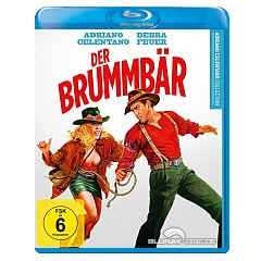 Der Brummbar Adriano Celentano Collection Blu Ray Film Details