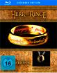 Der Herr der Ringe - Trilogie (Limited Extended Edition) (Überarbeitete Fassung) Blu-ray