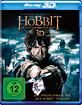 Der Hobbit: Die Schlacht der Fünf Heere 3D (Blu-ray 3D + Blu-ray + UV Copy) Blu-ray