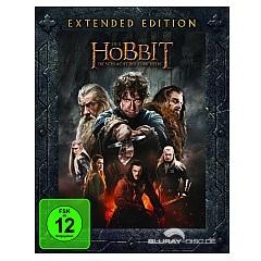 Der Hobbit Die Schlacht Der Fünf Heere Extended Version Blu Ray