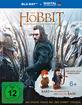 Der Hobbit: Die Schlacht der Fünf Heere - Limited Edition inkl. Lego-Miniaturfiguren Bard + Bain (Blu-ray + UV Copy) Blu-ray