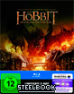 Der Hobbit: Die Schlacht der Fünf Heere (Limited Edition Steelbook) (Blu-ray + UV Copy) Blu-ray