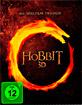 Der Hobbit: Die Trilogie 3D (Blu-ray 3D + Blu-ray + UV Copy) Blu-ray