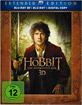 Der Hobbit: Eine unerwartete Reise 3D (Extended Version) (Blu-ray 3D) Blu-ray
