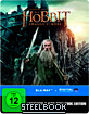 Der Hobbit: Smaugs Einöde - Limited Edition Steelbook (Blu-ray + UV Copy)