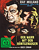 Der Mann mit den Röntgenaugen (Limited Hartbox Edition) (Cover A) Blu-ray