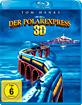 Der Polarexpress 3D (Blu-ray 3D + Blu-ray) (Neuauflage) Blu-ray