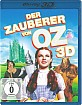 Der Zauberer von Oz 3D (Single Disc) Blu-ray