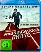 Der unsichtbare Dritte - 50th Anniversary Edition Blu-ray