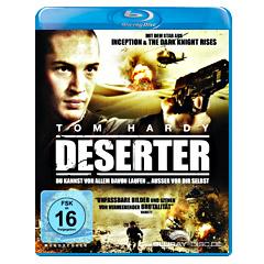 Deserter 2002 Blu Ray Film Details