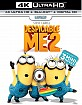 Despicable Me 2 4K (4K UHD + Blu-ray + UV Copy) (UK Import ohne dt. Ton) Blu-ray