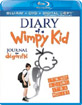 Diary of a Wimpy Kid / Journal d'un dégonflé (Blu-ray / DVD / Digital Copy) (Region A - CA Import ohne dt. Ton) Blu-ray