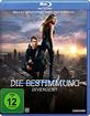 Die Bestimmung - Divergent (Neuauflage) Blu-ray