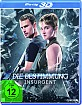 Die Bestimmung - Insurgent 3D (Deluxe Fan Edition) (Blu-ray 3D) Blu-ray