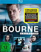 Die Bourne Collection 1-4 (Limited Digibook Edition) (Cover A) Blu-ray