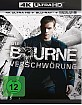 Die Bourne Verschwörung 4K (4K UHD + Blu-ray + UV Copy) Blu-ray