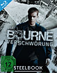 Die Bourne Verschwörung (Limited Steelbook Edition) (Neuauflage) Blu-ray