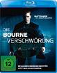 Die Bourne Verschwörung Blu-ray