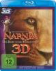 Die Chroniken von Narnia: Die Reise auf der Morgenröte 3D - Single Version (Blu-ray 3D) Blu-ray