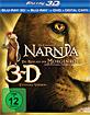 Die Chroniken von Narnia: Die Reise auf der Morgenröte 3D (Blu-ray 3D + Blu-ray + DVD + Digital Copy) Blu-ray