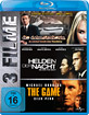 Die Dolmetscherin / Helden der Nacht / The Game (Triple Pack) Blu-ray