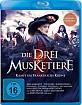 Die Drei Musketiere - Kampf um Frankreichs Krone (Neuauflage) Blu-ray